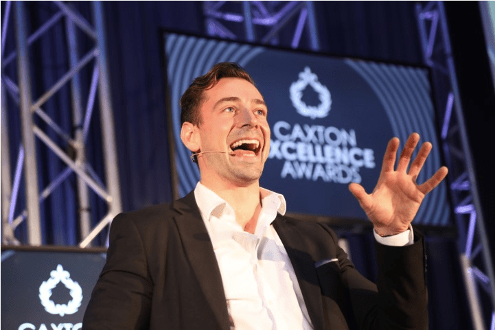 Excellence celebrated at Caxton Awards