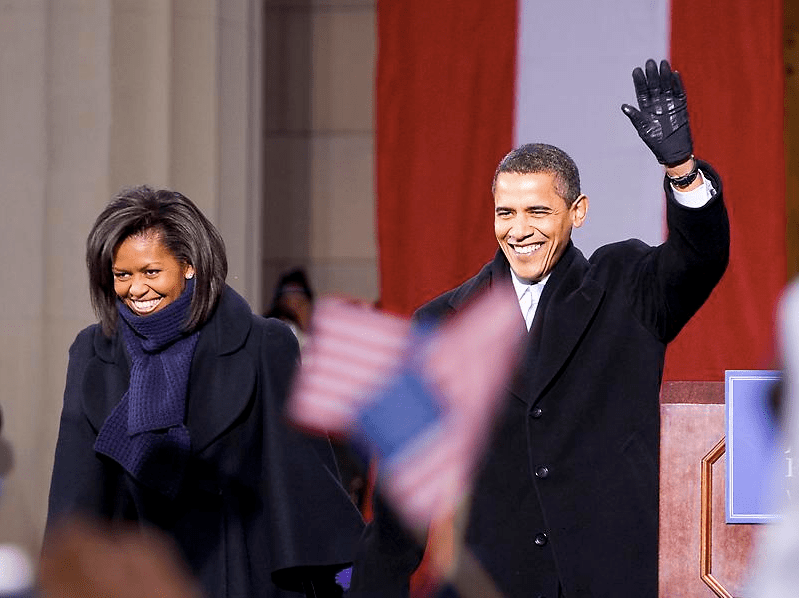 Obamas to 'cultivate and curate' talented and creative voices on Netflix in new deal
