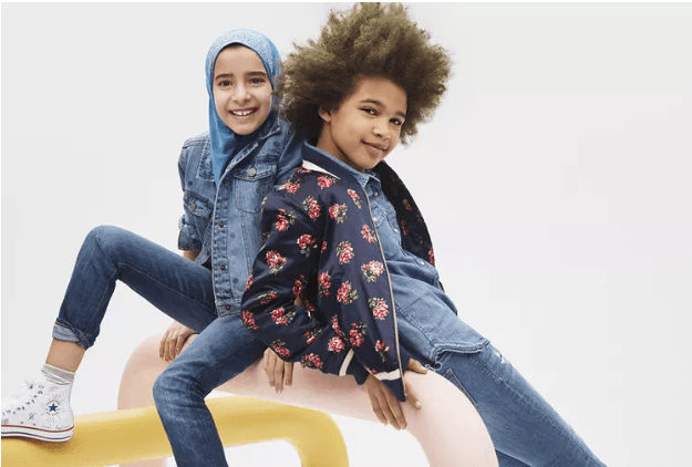 Gap back-to-school 'hijab ad' ignites social media