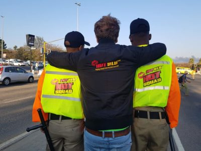 Hot 91.9FM and Future City Fourways launch Hot Squad in Johannesburg North