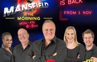 Jeremy Mansfield back in the breakfast 'hot' seat