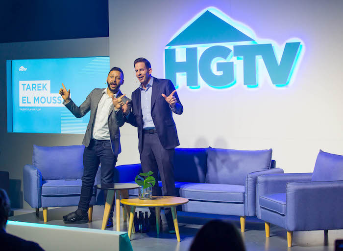 Aspirational and inspirational, HGTV set to fulfil viewer demand for home and garden content