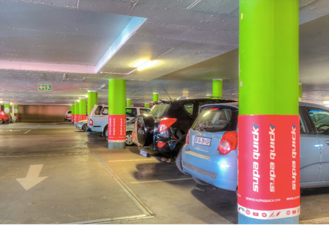 Mediology scoops perfect fit for Supa Quick with new parking garage campaign