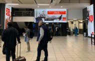 African airport advertising soars to new heights