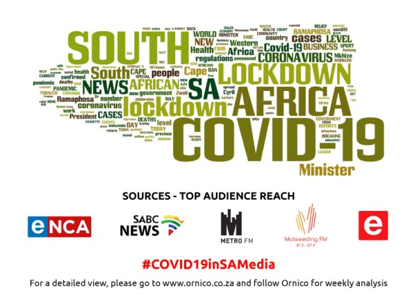 Media research shows uncertainty as South Africa goes into level 4 lockdown