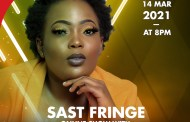 State Theatre Fringe Programme: Gina Mabasa up next to perform live on YouTube