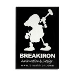 Breakiron Animation & Design logo