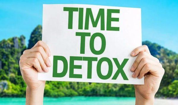 Spiritual Detox - The Meditation Teacher