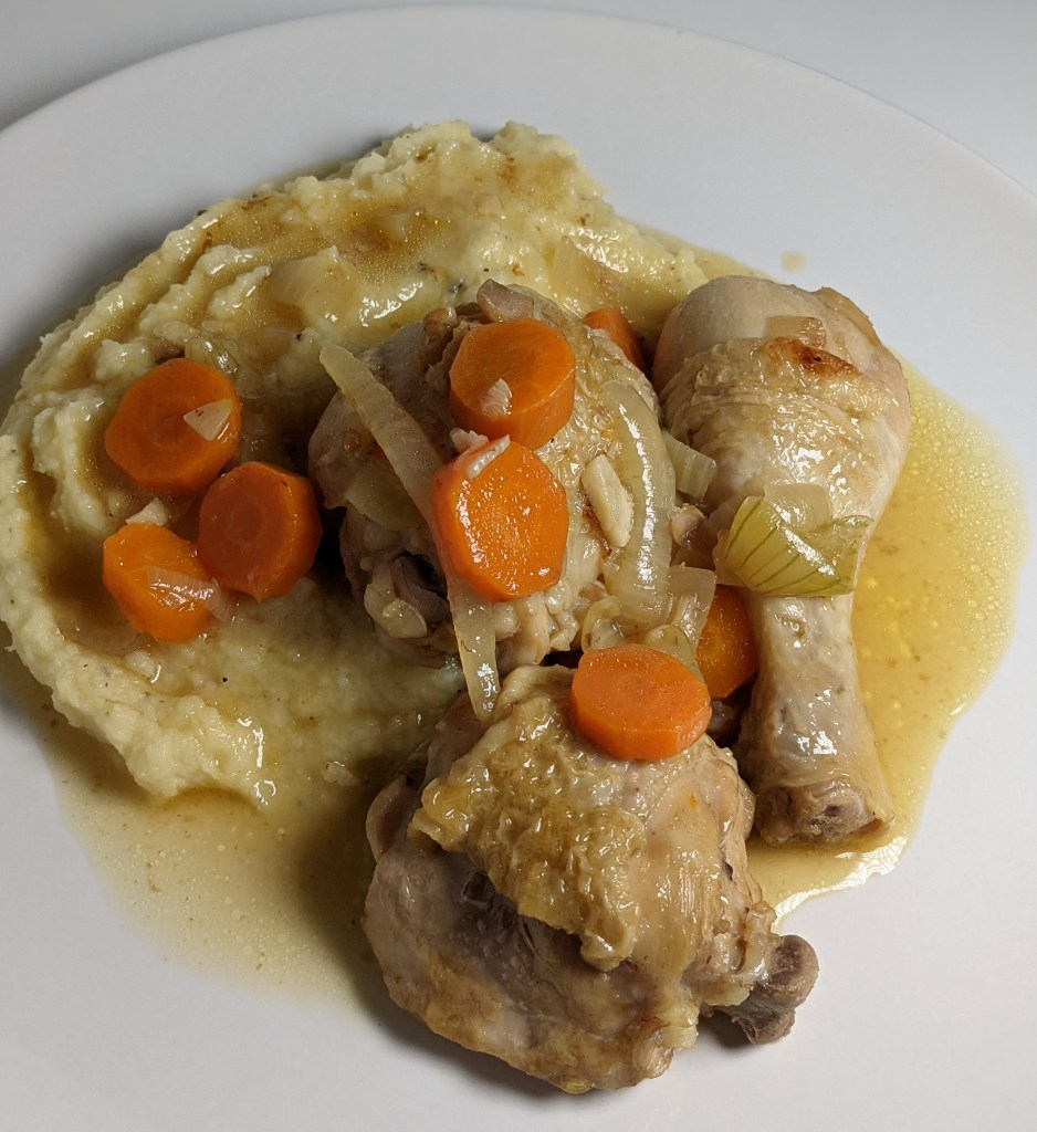 Beer Chicken Stew Recipe