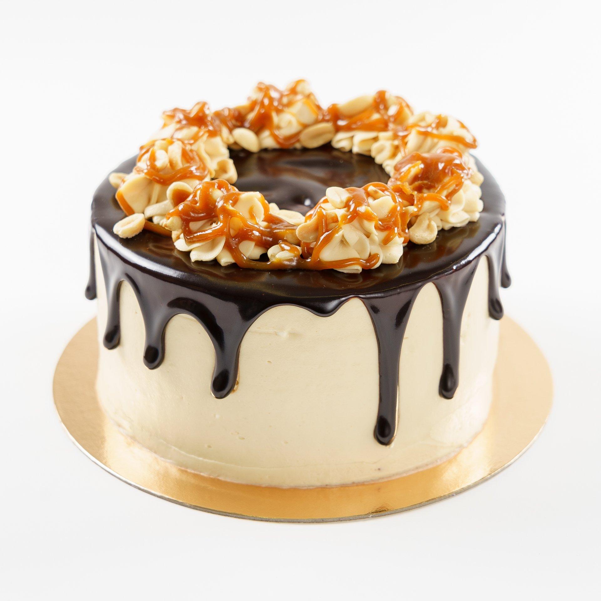 Торт «Сникерс» (1200г)