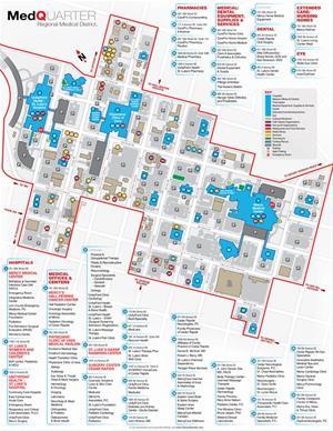 MedQ-General-Brochure-map