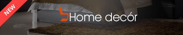 HomeDecor Store