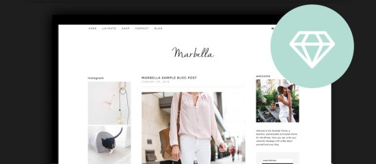 50+ Best Beauty Fashion & lifestyle Blog WordPress Themes