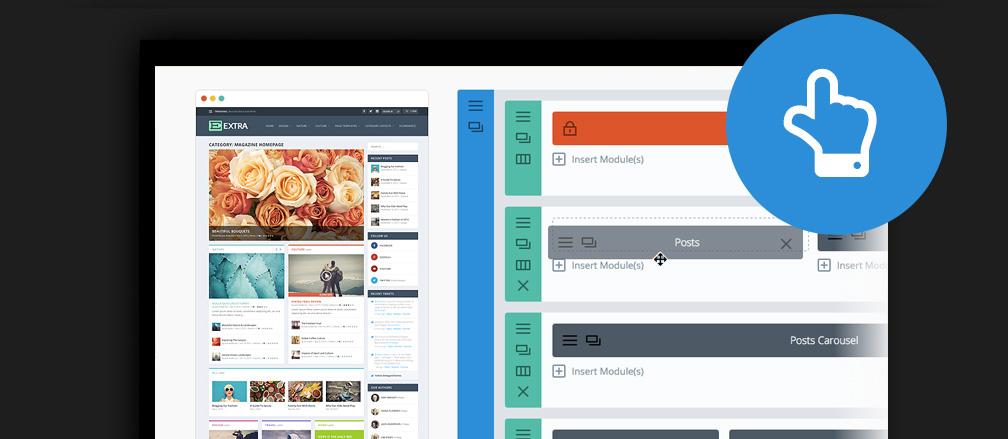 Best Drag & Drop Page Builder WordPress Themes