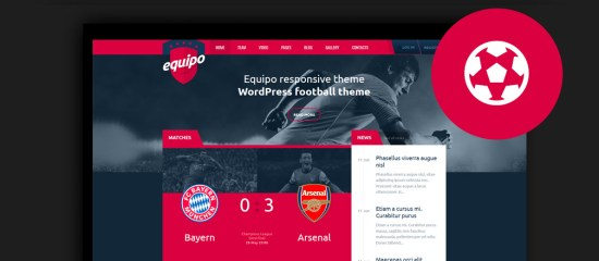 Best WordPress Sports Themes