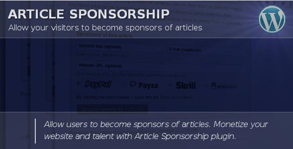 article-sponsorship