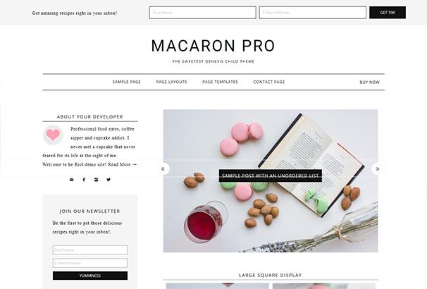 Macaron Pro