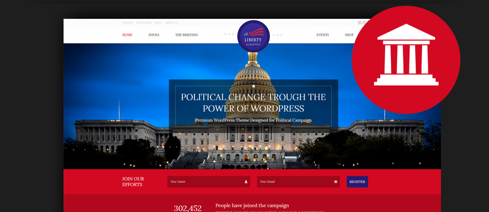 Best Political WordPress Themes