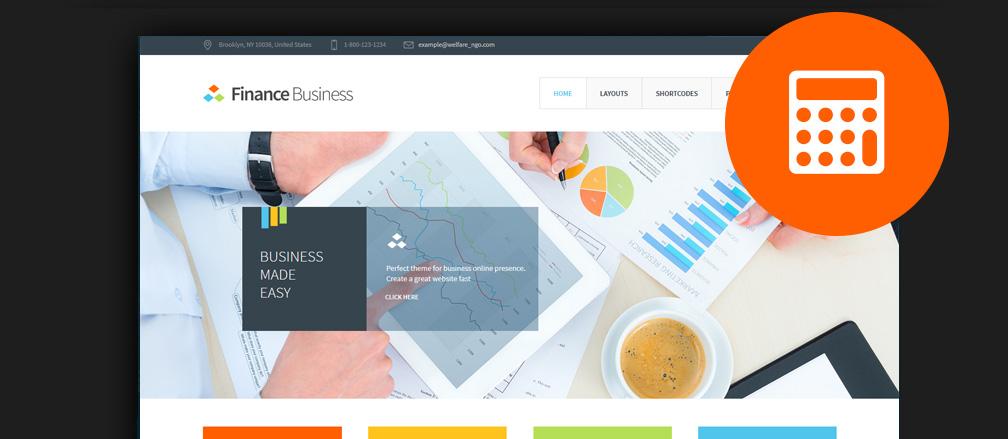 Best Accountant WordPress Themes