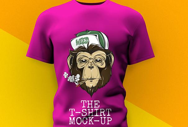 60+ Free T-Shirt Mockup PSD Templates 2017