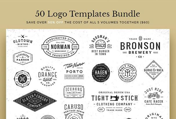 Adobe Illustrator Logo Templates. round logo templates vector free ...
