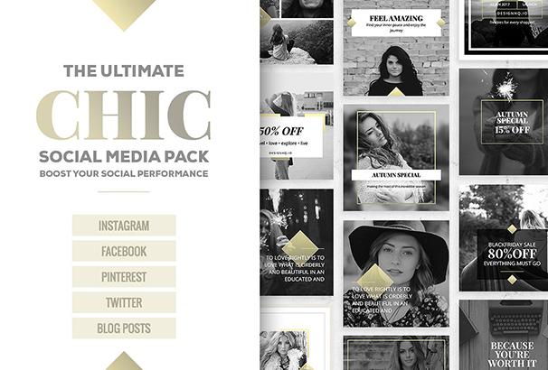 chic-social-media-pack