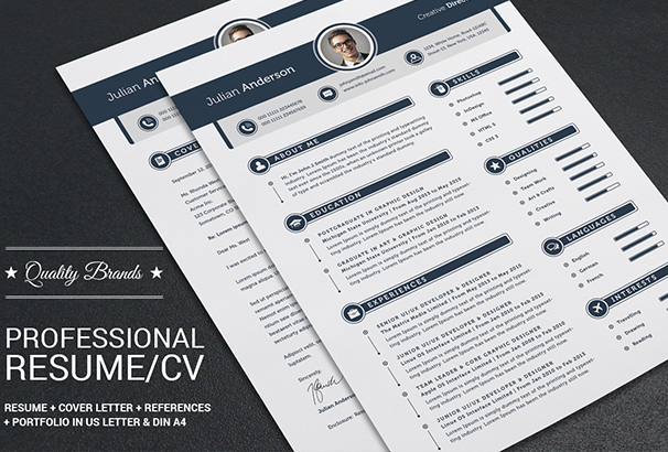 cv resume cover letter templates for word pdf my professional resume