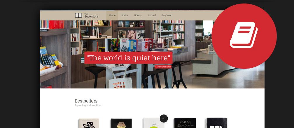 Best WordPress BookStore Themes for Books & eBooks