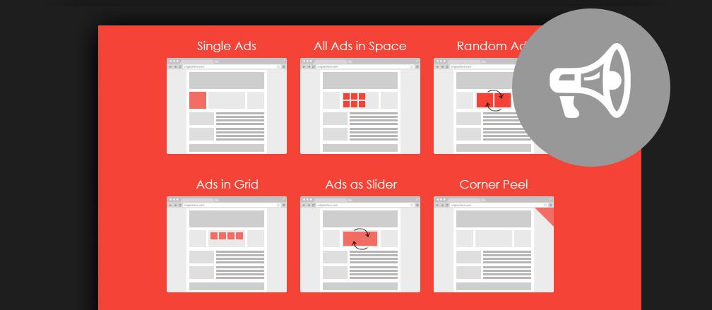 Free & Paid WordPress Advertising Plugins