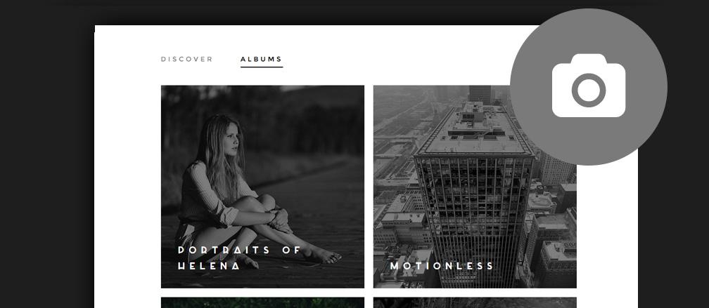 50 best html photography website templates 2017