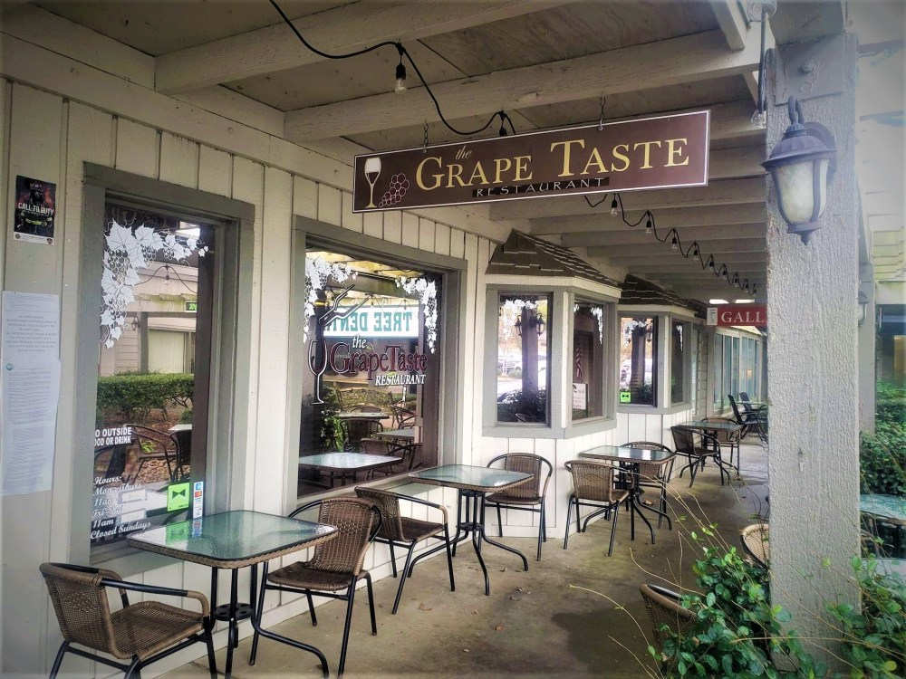 Outside The Grape Taste