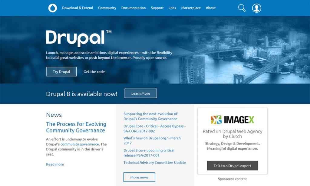 Drupal-best-cms-platform