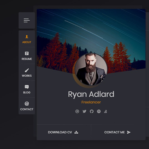 15+ Best WordPress Resume themes for Professional resumes and CVs 11