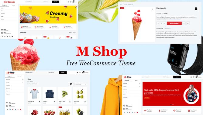M-shop-Free-Theme