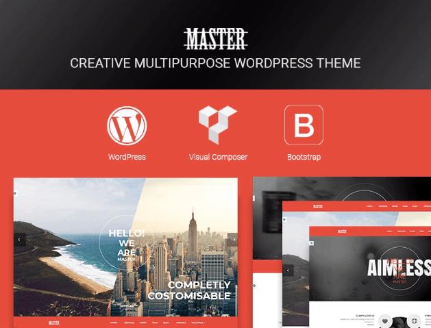 Creative WordPress Templates