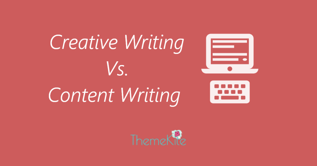 Creative Writing vs. Content Writing: Expectations vs. Reality