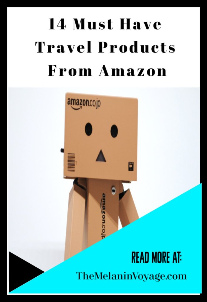 Must Have Amazon Travel Products