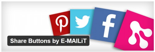 Share Buttons by E-MAILiT