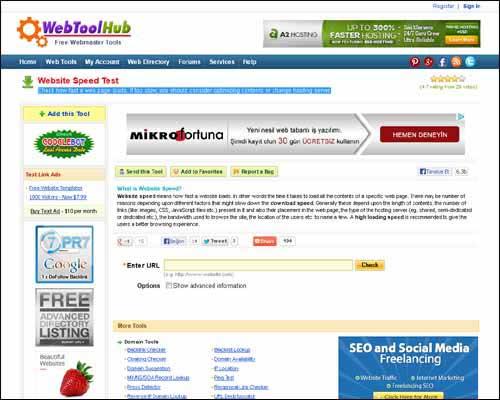 Web Tool Hub