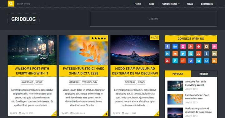GridBlog