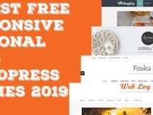 Best Free Responsive Personal Blog WordPress Themes