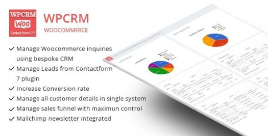 WP-CRM - Customer Relations Management for WordPress