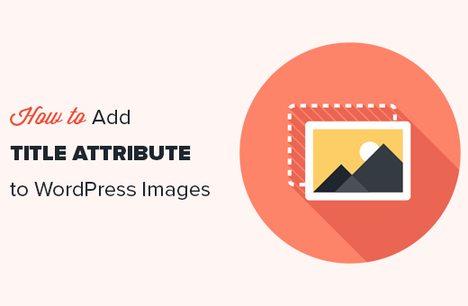 How To Easily Add Title Attributes To Images