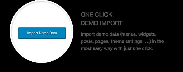 Import demo