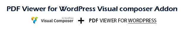 PDF viewer for WordPress 3