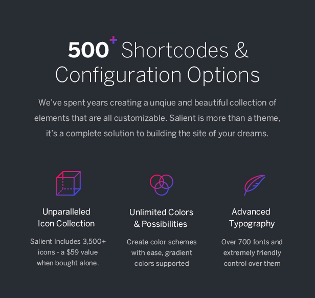 massive shortcode collection