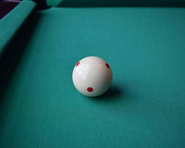 ARAMITH TRAINING CUE BALL
