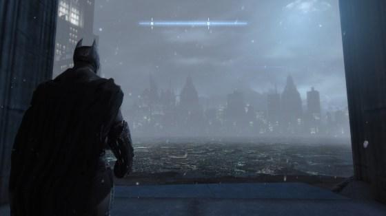 I know, Bats, I want ALL of Gotham too...