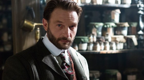 Abraham Van Helsing...he's not Anthony Hopkins, but he's good!