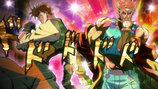 Only with JoJo can you fit all the points you're trying to get across in ONE image!